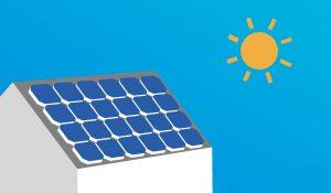 Casas com energia solar aumentaram 10 vezes em um ano no Brasil