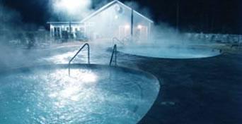 piscina com aquecedor solar